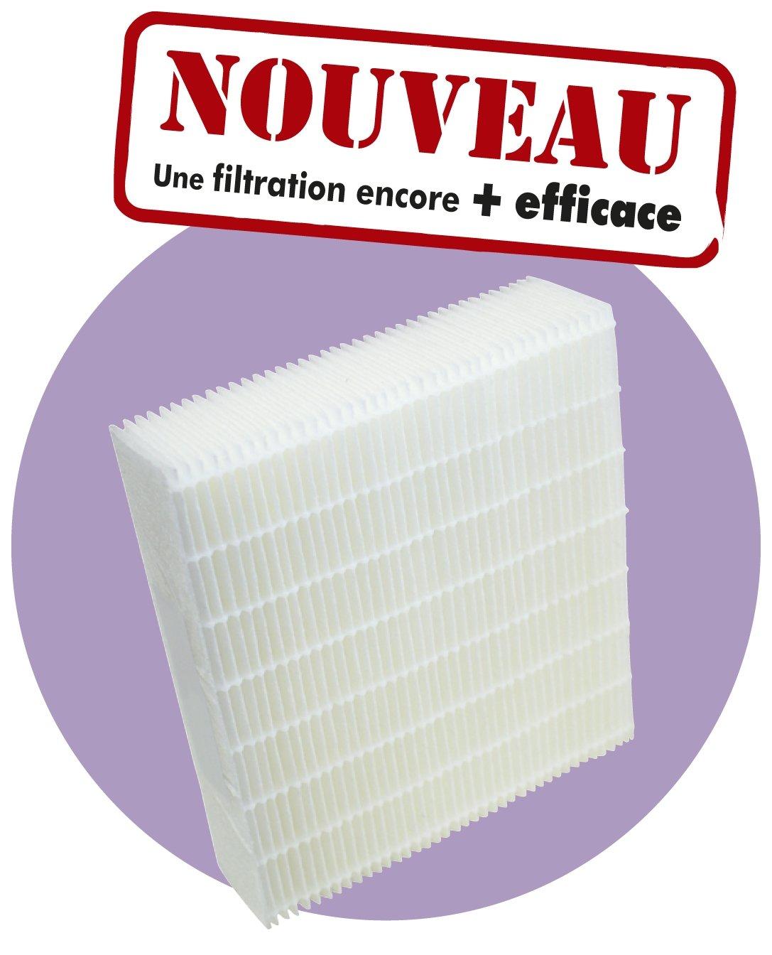 Filtre F7 qualité d'air intérieur