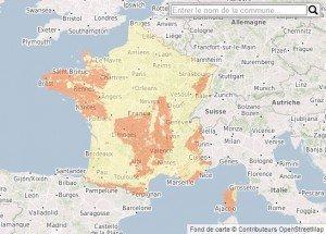 nouvelle carte potentiel radon
