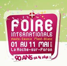 Foire internationale la roche sur foron du 1er au 11 mai for Foire la roche sur foron 2017