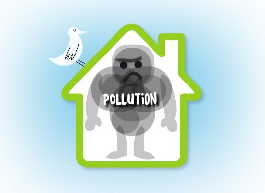 Lutter contre les pollutions le blog de ventilairsec for Aerer une maison